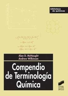 Compendio de terminología química