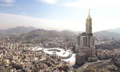 Pahala Shalat di Makkah Sama dengan di Masjid Al-Haram