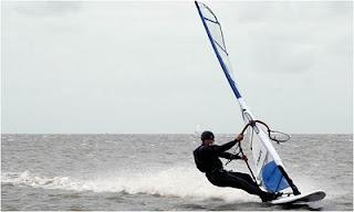 gps speedsurfing