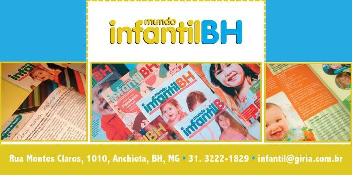 Revista Mundo Infantil BH