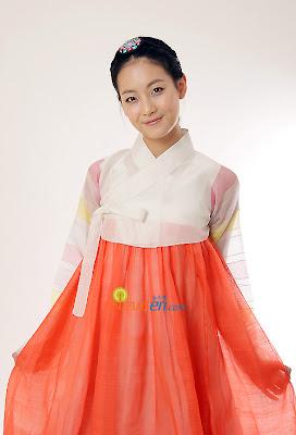 hanbok + stars in hanbok (its my bonus^^) Chuseok_ohyeonseo_kingsejong