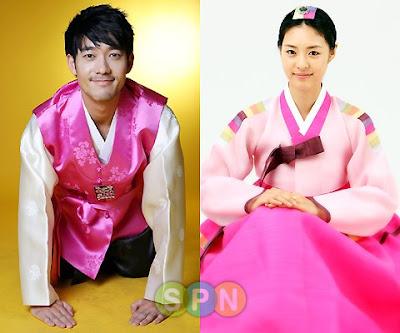 hanbok + stars in hanbok (its my bonus^^) Chuseok_parkjaejeong_Leeyeonhee