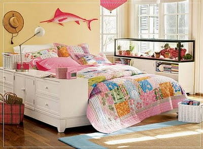 Teen Girls Room Decorating Ideas