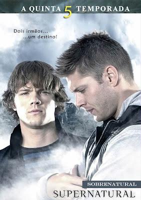 Supernatural - 5ª Temporada Completa - DVDRip Dual Áudio