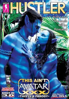 Hustler - This Ain't Avatar XXX - (+18)