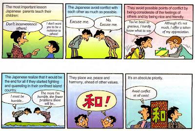 Les Japonais vu par un Coréen dans le livre Korea unmasked