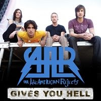 Gives You Hell lyrics performed by All American Rejects from Wikipedia