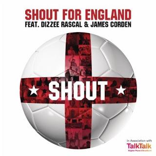 Dizzee Rascal Shout For England Video n mp3 by Dizzee Rascal