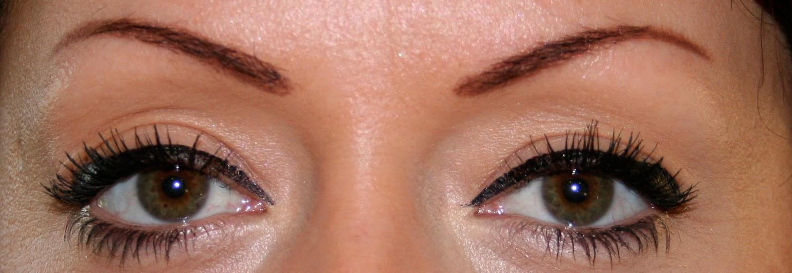 Fashion beauty threading for Natural eyebrow tattoo