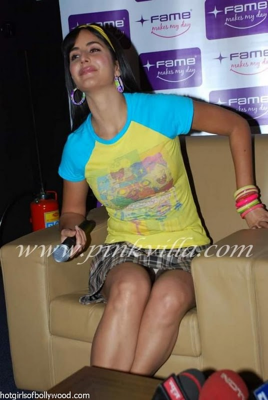 Katrina Kaif's wardrobe malfunction where her white underwear peeked ...