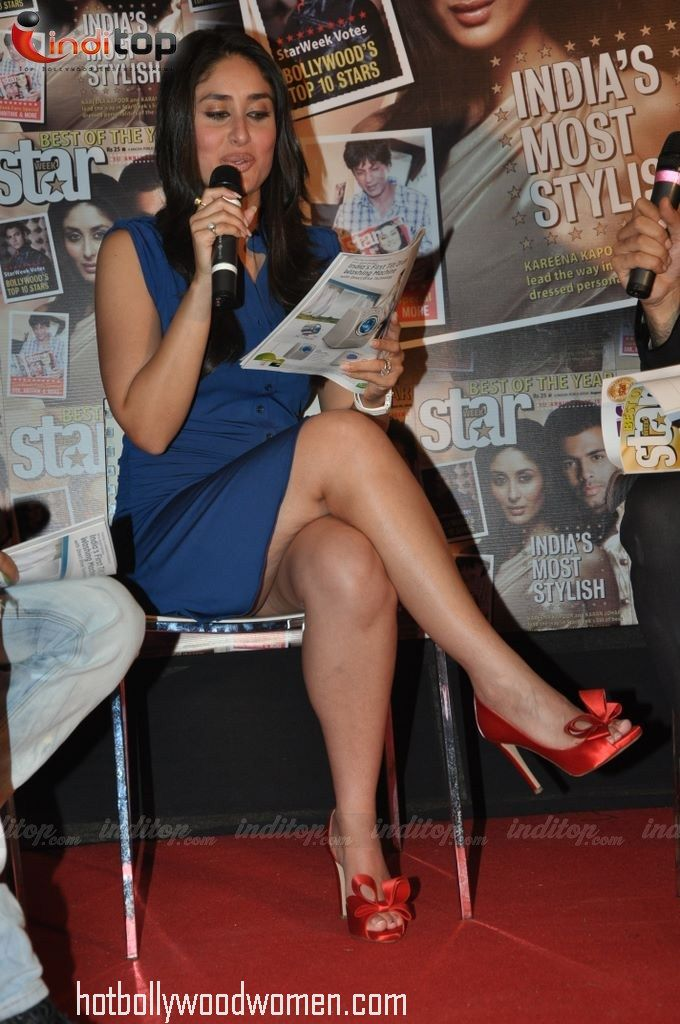 Kareena Kapoor's Wardrobe Malfunction Pic
