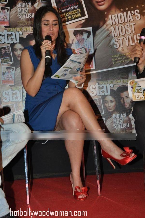 All Global Models Project #13: Kareena Kapoor black pussy peek