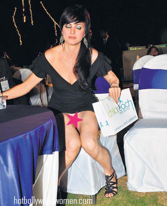 Yana gupta without panties upskirt at charity event 9