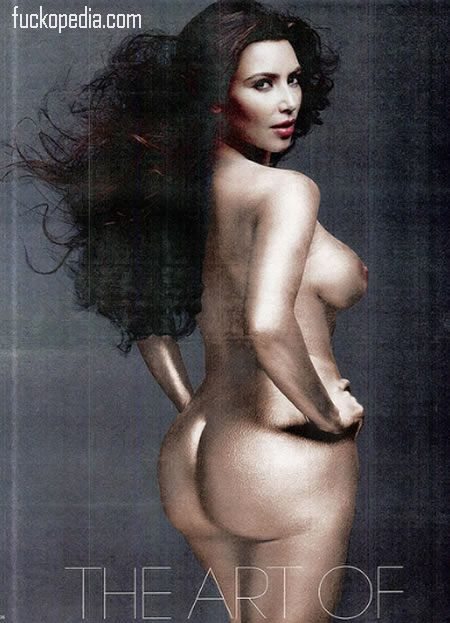 kim k nude uncensored