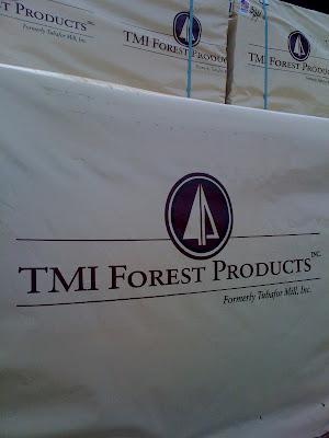 TMI wood