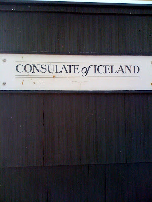 Consulate of Iceland