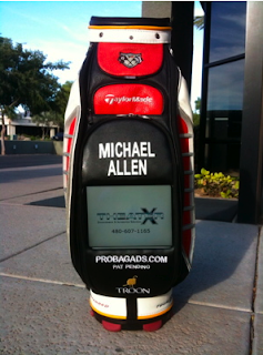 Michael Allen's Golf Bag