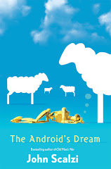 John Scalzi   The Android's Dream
