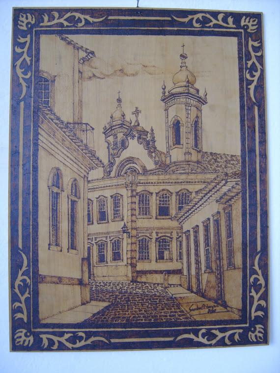 São João Del Rei - Torres Igreja N.S.Carmo