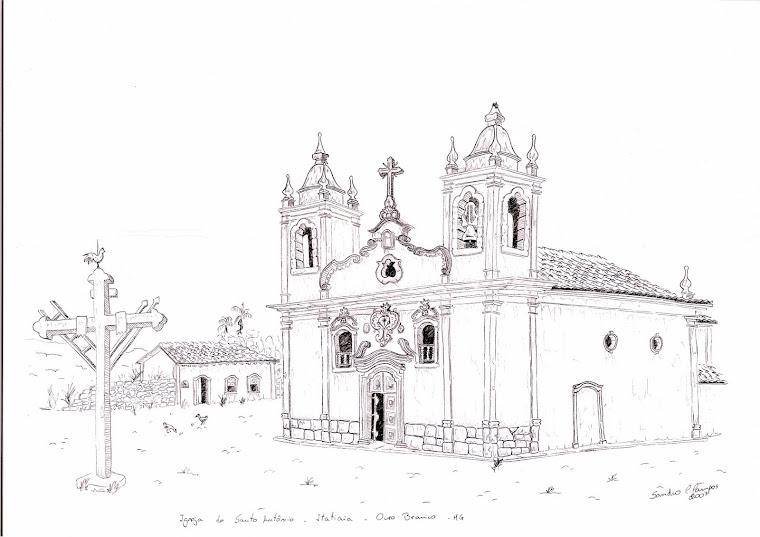 Santo Antônio - Itatiaia - Ouro Branco - MG
