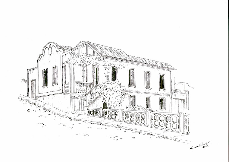 Casa da minha Avó - Prados - MG
