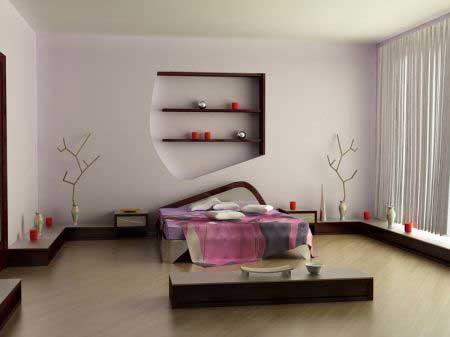 El reflejo de mi alma decoraciones minimalistas for Dormitorio zen decoracion