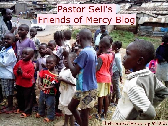 Pr. Sell's Friends of Mercy Blog