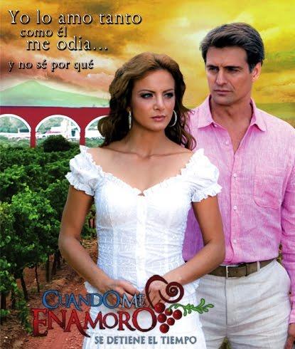 Cuando me enamoro capitulos telenovela