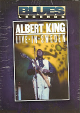 Albert King. Live in Sweden