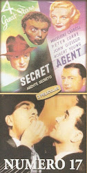 Agente Secreto + El Número 17