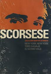 New York, New York + Toro Salvaje + El Ultimo Vals. Pack Scorsese. 4 DVD´s