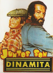 Juntos son Dinamita (Terence Hill y Bud Spencer)