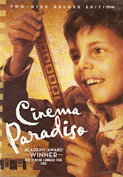 Cinema Paradiso. Version Teatral + Version del Director. Edicion Especial 2 DVDs. Z.1