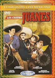 Los Cuatro Juanes (Dir. Miguel Zacarias. Con Antonio Aguilar y Javier Solis)