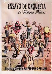 Ensayo de Orquesta (Federico Fellini)