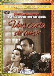 Una Carta de Amor (Dir. Miguel Zacarias. Act. Gloria Marin)
