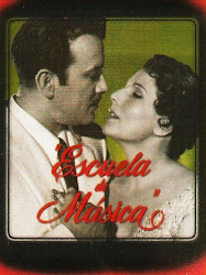 Escuela de Musica (Dir. Miguel Zacarias. Act: Pedro Infante)