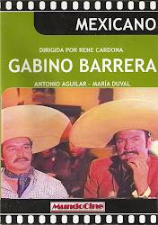 Gabino Barrera (con Maria Duval y Eleazar Garcia)