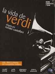 La Vida de Verdi (Serie de T.V.) Pack 7 DVDs