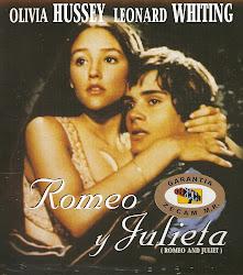 Romeo y Julieta- F. Zeffirelli. (Gran Bretaña- Italia)
