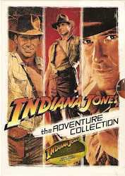 Indiana Jones, The Adventures Collection. Pack 3 DVDs.