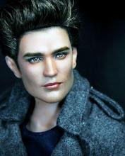 Edward... ¡Que muñeco!