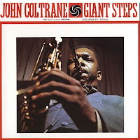 album cover for Coltrane's Giant Steps