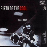 Cover of Miles Davis Birth of the Cool album