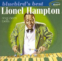 CD cover of Lionel Hampton album Ring Dem Bells