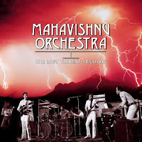 album cover for Mahavishnu Orchestra Lost Trident Sessions