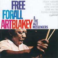 album cover for Art Blakey's CD Free For All