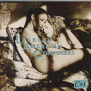 Album Cover of Lesbian American Composers