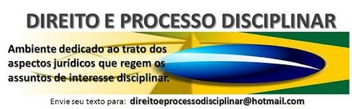 Direito e Processo Disciplinar