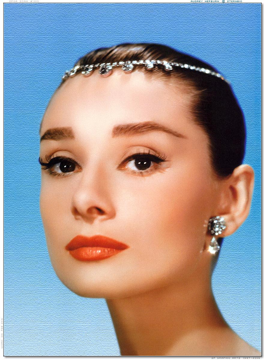 Audrey Hepburn inspiration pics | Pixiwoo.com